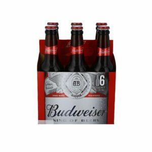 Budweiser 24 bottles